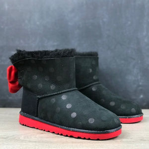 NEW UGG Disney Sweetie Bow Boots